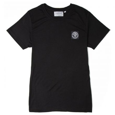 "Senlak ""Ada"" Ladies T-Shirt - Black"
